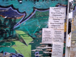 Kensington Market Empanada Columbiana