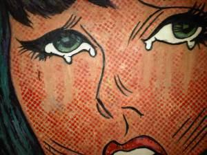 Girl Crying Girl