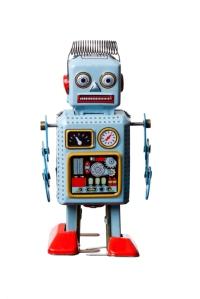 robot cute