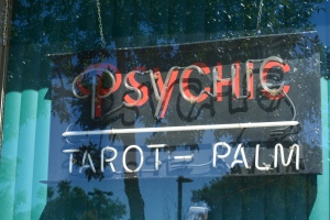 psychic advisor sign