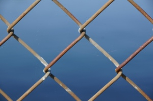 BG chain link fence