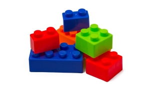 Plastic Toy Blocks for Child and Adults